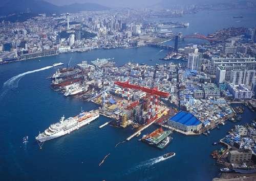 对该集团在大连长兴岛投资造船项目作出回应.