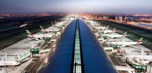 伦敦和巴黎等多个国际主要机场
