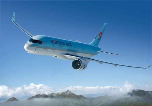 大韩航空将庞巴迪c系列飞机意向书转为确定订单