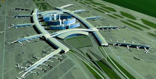广州白云国际机场就机场扩建第3跑道配套,于日前开展调研并召开现场协