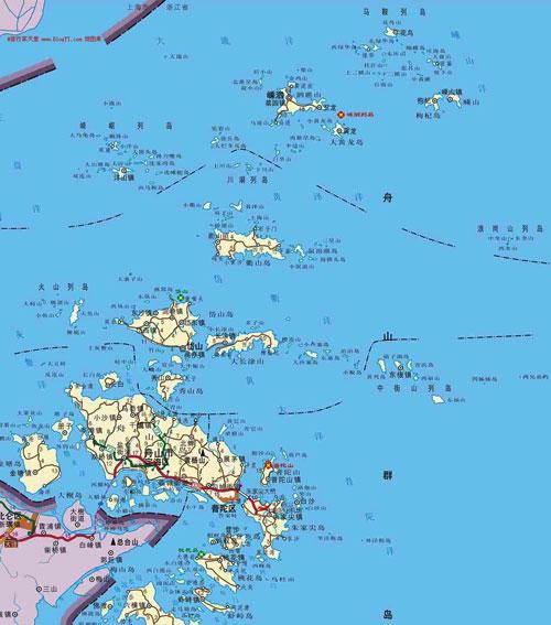 南沙群岛实际控制图