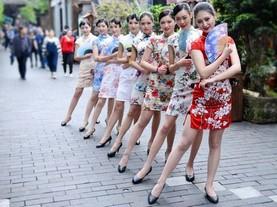 空姐成为中国竞争最惨烈的工作