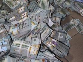 现实版《人民的名义》:尼日利亚反贪部门发现3亿巨款