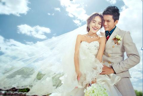 青岛婚纱摄影前十名哪家拍的好【量身定制大连无锡福州保定独一无二婚