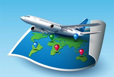 全球航空客运市场回温