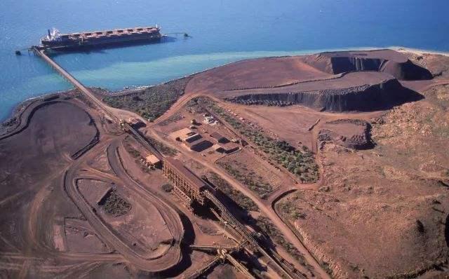 澳大利亚主要港口铁矿石销量创历史新高(附图)