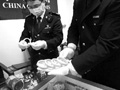 象牙纪念品或成为罪证 中国海关严打走私象牙犯罪