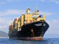 全球最大型箱船首掛香港海港聯盟旗下葵青八號碼頭