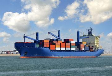 海峡两岸集装箱运输市场