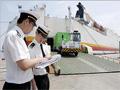 黄岛海关退运进口废纸540吨