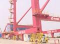 江西规模最大标准最高集装箱码头即将投运(附图)
