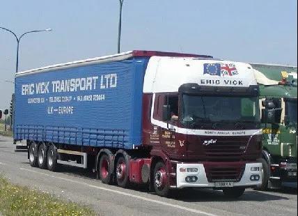 英國貨車司機缺口十萬
